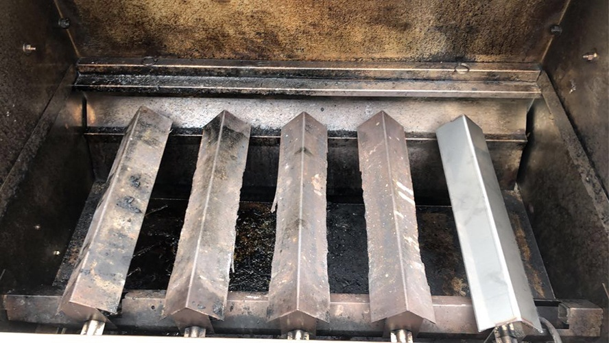 BBQ Cleaning Services Toronto by Nitra Systems