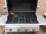 Gas BBQ Grill - Toronto BBQ Cleaning Services by Nitra Systems