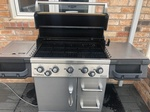 Gas BBQ Grill - Richmond Hill BBQ Cleaning Services by Nitra Systems