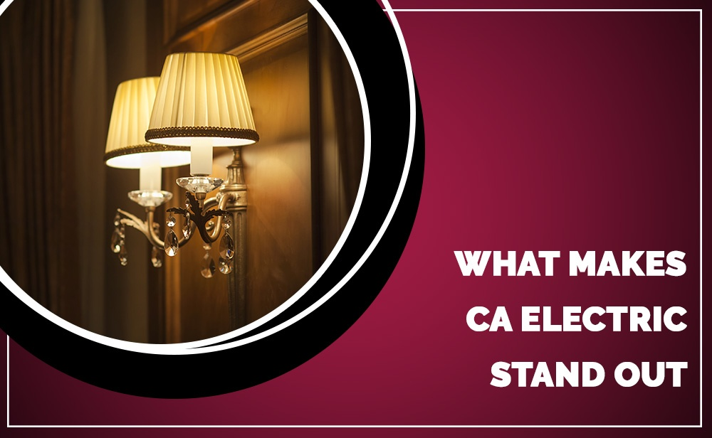 Blog by CA Electric