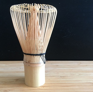 Bamboo Whisk at The Fresh Tea Shop - Barrie Tea Store