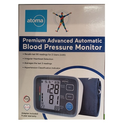 Atoma Blood Pressure Monitor