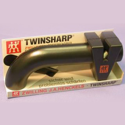 Henckels Twinsharp Sharpener Black