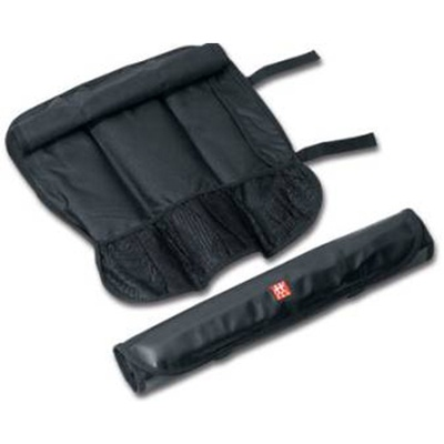 Henckels Knife Roll Bag Black