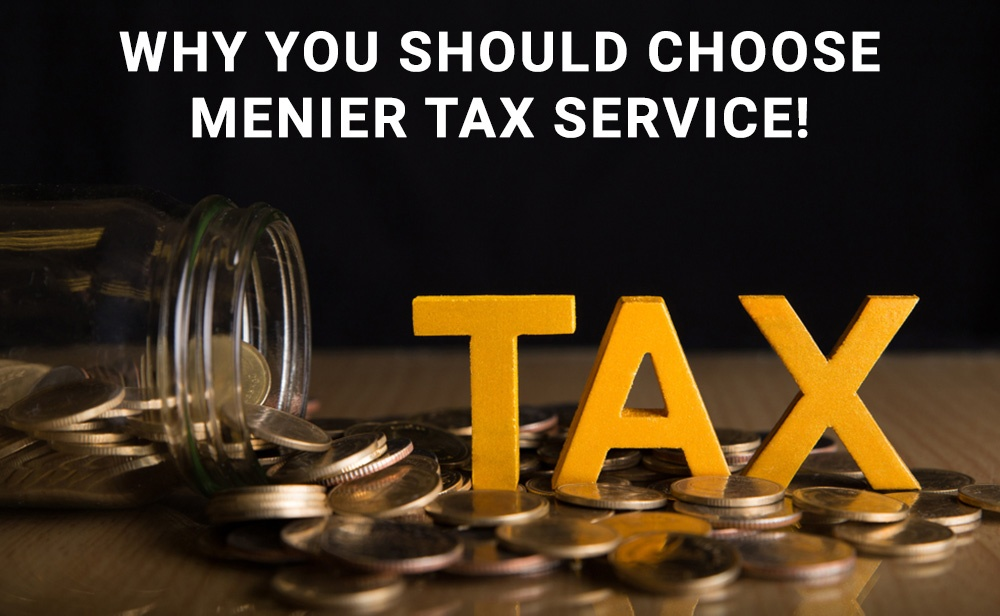 Blog by Menier Tax Service