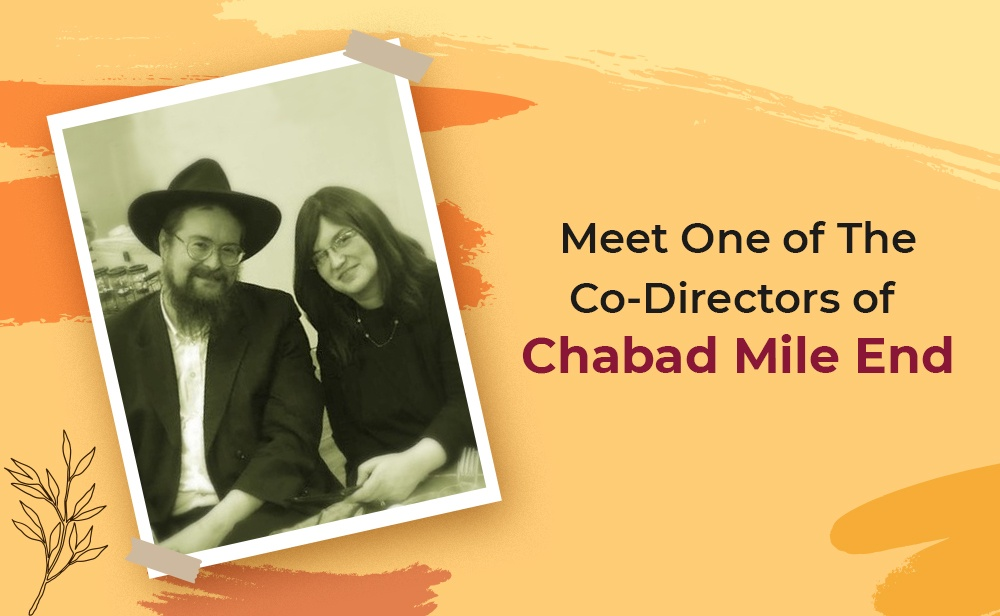 Blog by Chabad Mile End