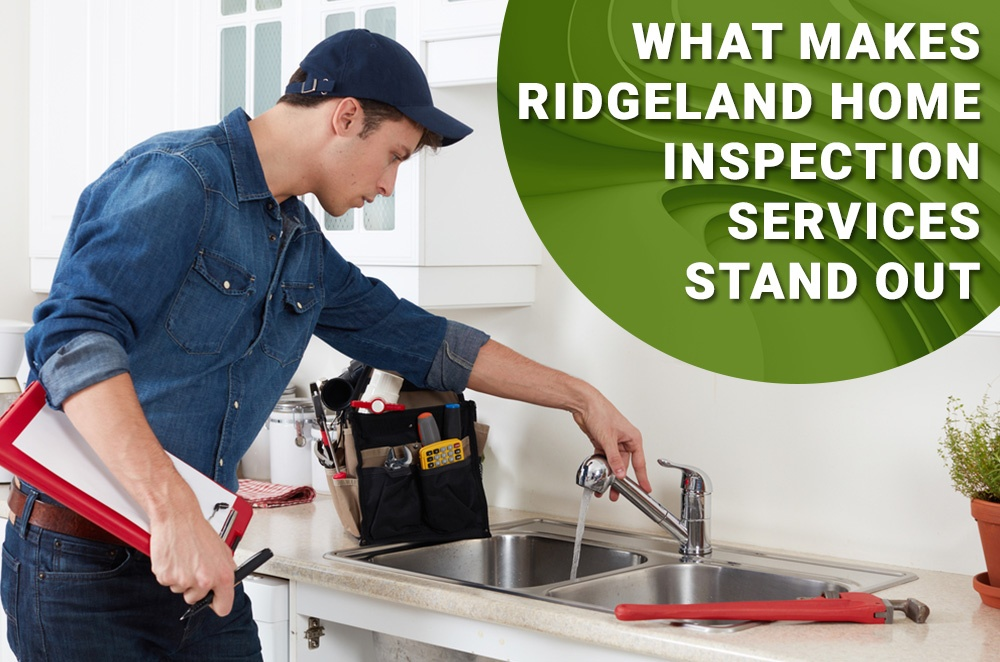 Blog by Ridgeland Home Inspection Services
