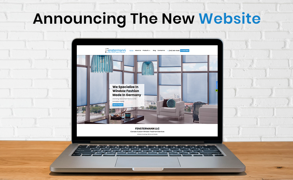 Announcing the new website - Fenstermann LLC