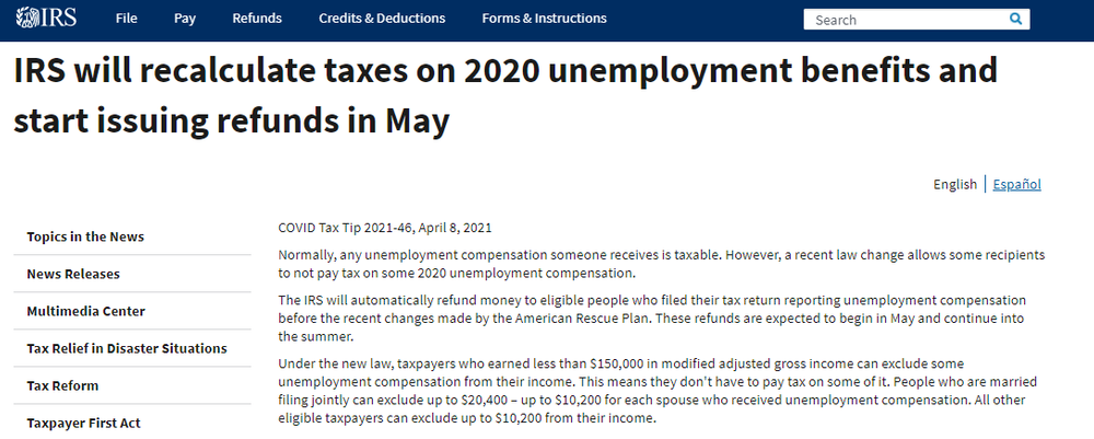IRS-will-recalculate-taxes-on-2020-unemployment-benefits-and-start-issuing-refunds-in-May-Internal-Revenue-Service.png