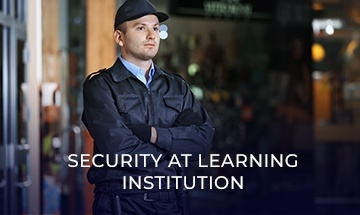 learning institute security