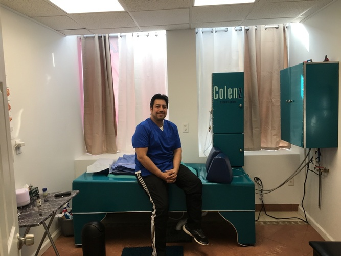 Colon Hydrotherapy NYC