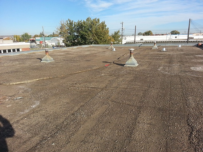 Commercial Roofing Edmonton