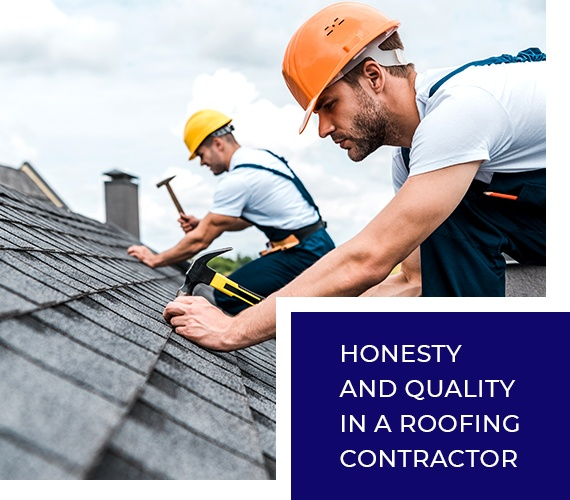 Roofing Contractor Layton