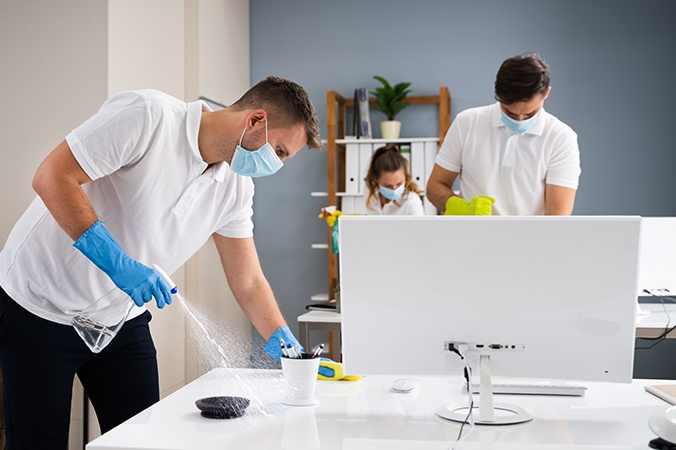 Commercial Cleaners Yonkers