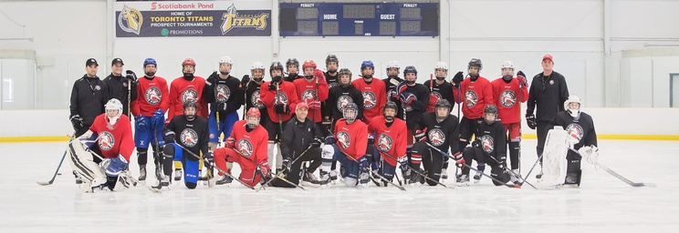 Defence First Hockey School
