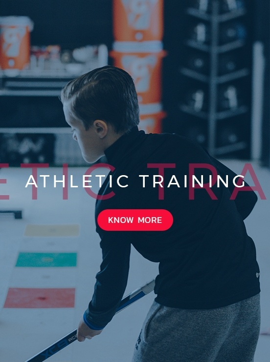 Universal Hockey Athletic Training