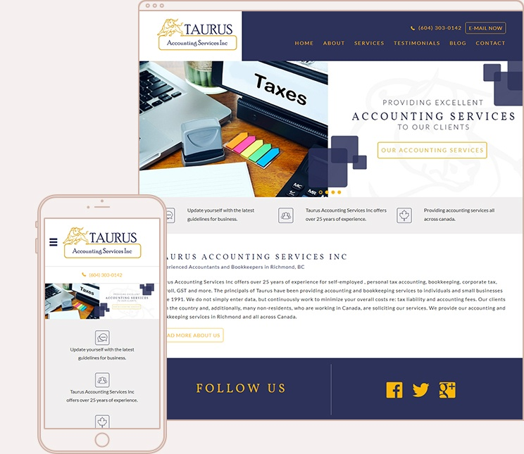 Taurus Accounting Services