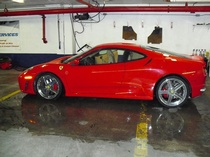 Exotic Car Wash Toronto by Rambo Car Care
