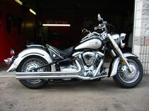 Affordable Motorcycle Detailing Services Toronto by Rambo Car Care