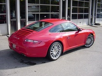 Customized Sports Car Detailing Services Toronto by Rambo Car Care