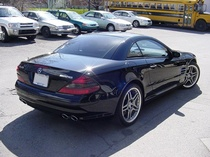 Sports Car Detailing by Car Body Shop Toronto - Rambo Car Care