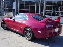Sports Car Detailing by Car Cleaning Experts Toronto - Rambo Car Care