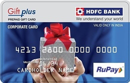 HDFC Gift Plus