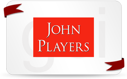 John Players Gift Voucher