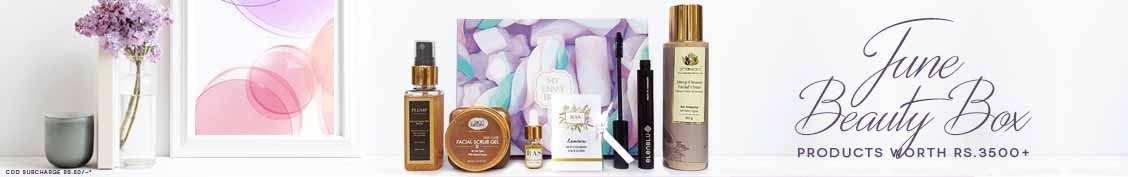 Luxury Beauty Box India