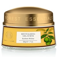 Forest Essentials - Revitalising Kashmiri Walnut Gel Scrub