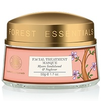 Forest Essentials - Facial Treatment  Masque Nourishing Mysore Sandalwood & Nagkesar