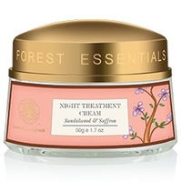 Forest Essentials - Night Treatment Cream Sandalwood & Saffron
