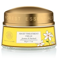 Forest Essentials - Night Treatment Cream Jasmine & Patchouli