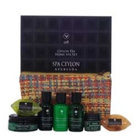Spa ceylone - Ceylon Tea   Home Spa Set