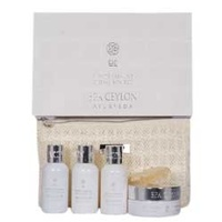 Spa ceylone - White Jasmine   Home Spa Set