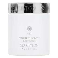 Spa ceylone - White Tuberose   Body Scrub