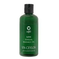 Spa ceylone - Love Sensual Massage Oil