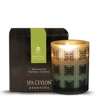 Spa ceylone - Forest Trail Home Aroma Blend Natural Candle