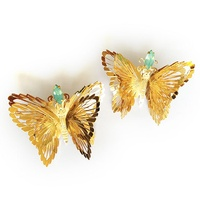 SImran Chhabra - Queen Bee Earrings