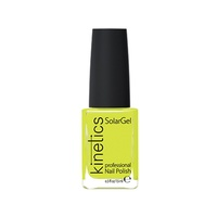 Kinetics - SolarGel Polish yellow shock #198