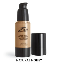 Zuii Organics - Liquid Foundation - Natural Honey
