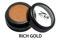 Zuii Organics - Flora Eyeshadow -Rich Gold