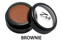 Zuii Organics - Flora Eyeshadow -Brownie
