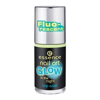 Essence - essence nail art glow in the night top coat 18