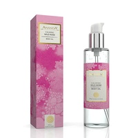 Ananda in the himalayas - Calming Body Oil - Wild Rose