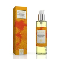 Ananda in the himalayas - Invigorating Body Oil - Orange, Eucalyptus, Peppermint