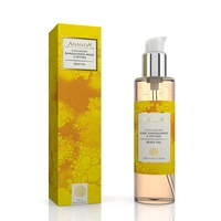 Ananda in the himalayas - Grounding Body Oil - Sandalwood, Rose, Vetiver