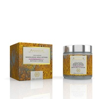 Ananda in the himalayas - Grounding Body Scrub & Bath Salt - Sandalwood, Rose, Vetiver