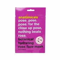 Anatomicals - Rose Botanical Cloth Face Mask