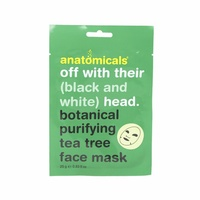 Anatomicals - Tea Tree Botanical Cloth Face Mask